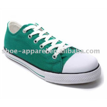 Girls vulcanization canvas shoes
