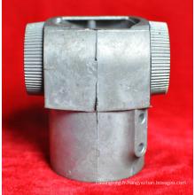 Pièces en aluminium de moulage mécanique sous pression de Shell mécanique