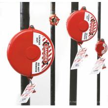 Verrouillage de la serrure de la serrure, verrouillage de sécurité de la vanne à bille Bd-F11