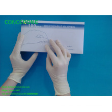 China Cheap Latex Gloves Latex Rubber Gloves in Lab