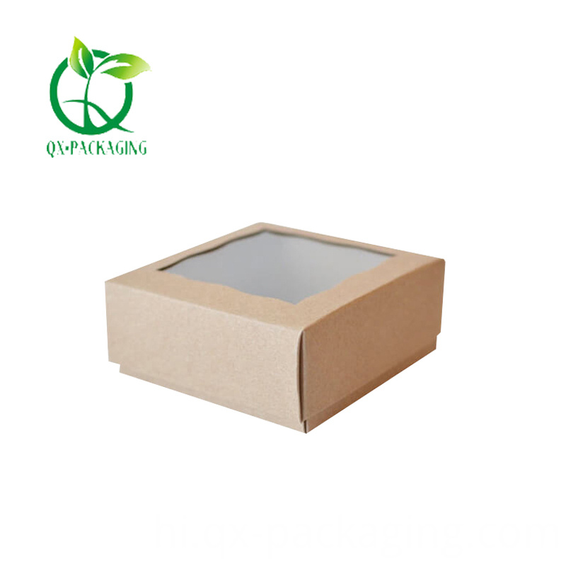 kraft presentation boxes