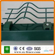 PVC-beschichteter Plattenzaun