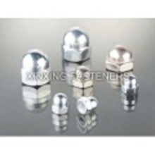 China Factories for Cap Nuts And Connector Bolts Alloy Steel  Cap Nuts supply to Virgin Islands (British) Manufacturer