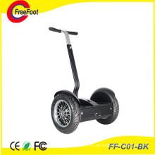 Schwarzes On-Road Style Smart Balance Wheel