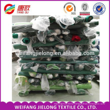 tc fabric 65/35 45*45 110*76 poplin fabric stock 5 colors A grade 57/58' made in China ,weifang city fabric poplin stock