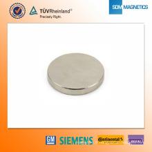 Aimant de néodyme de D35 * 5mm N42