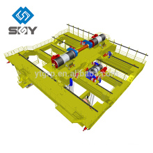 YZ Type 5~74t Hook Bridge Cast Crane For Workshop