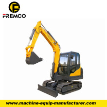 36 Tons Hydraulic Excavator for Construction Machinery