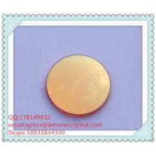 Material de Znse lente láser de enfoque para la máquina de grabado láser de CO2