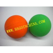 Silicone Rubber Dog Toys Ball