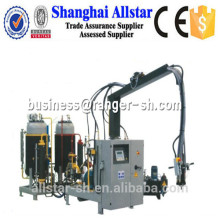 Pu foam machine with high quality from shanghai