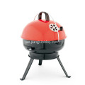 "14 ""Kettle Utomhus Tabletop BBQ Grill"