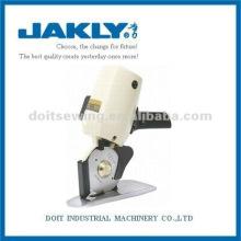 Découpeuse ronde de tissu de découpeuse de couteau de JK-100