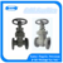 Cast steel non rising stem gate valve dn100