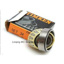 Timken Set34 A34 Outer Front Wheel Bearing Lm12748f/Lm12710