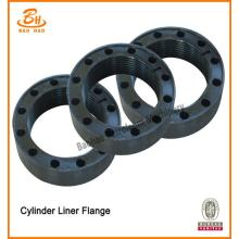 Hydraulic Cylinder Flange In Mud Pump