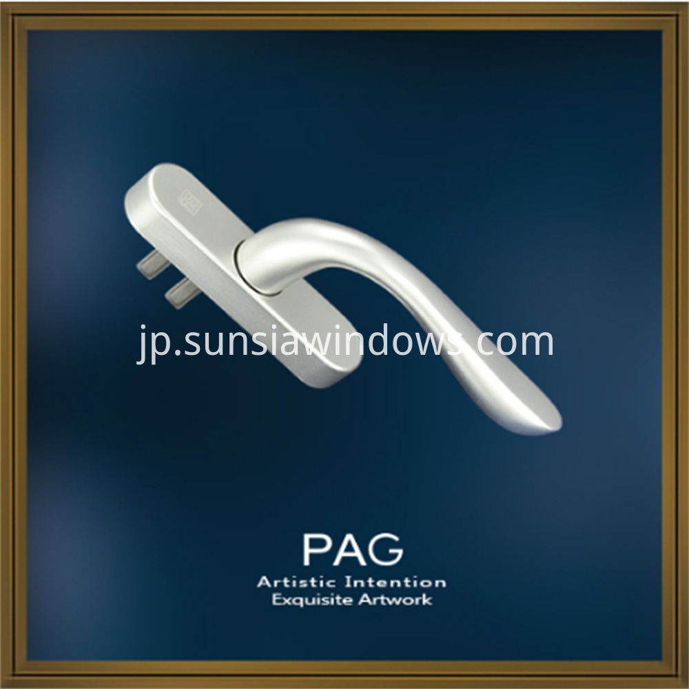 PAG Double Sided Fancy Door Pull Handle