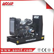 AC Dreiphasenausgangstyp 114KW / 143KVA 60HZ Open Genset mit Perkins Engine 1106D-E70TAG2