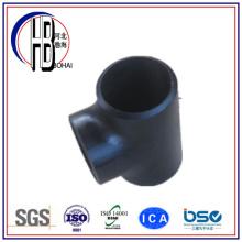Tissu de réduction en acier au carbone A234 / A105 forgé (ajustement de soudure bout à bout) avec grande réduction