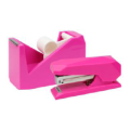 Hot selling plastic tape dispenser for office and school use