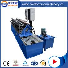Omega Hat Steel Furring Channel Making Machine