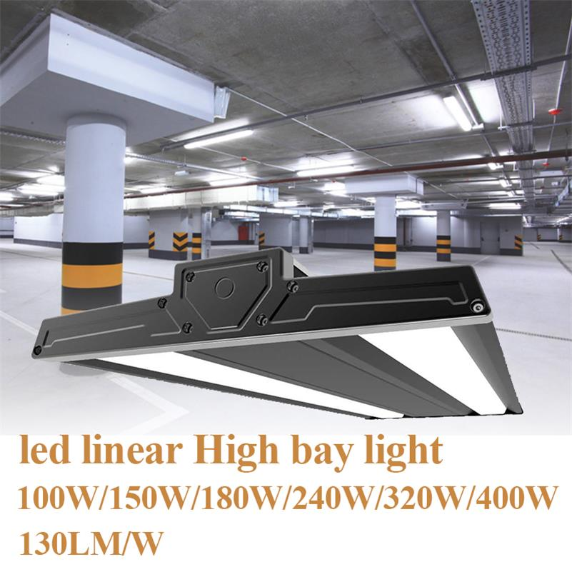 DLC / ETL100W LED Linear HighBay Light