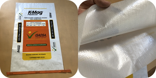 inner coated bag