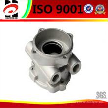 Rueda de engranaje de aluminio de fundición a presión duradera personalizada