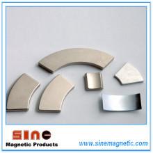 Aimant de moteur permanent haute température (SmCo)
