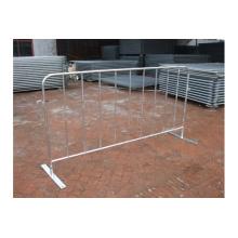 Barrière de contrôle de la foule en acier métallique pour Road Way.