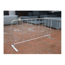 Metal Steel Crowd Control Barrier for Road Way.