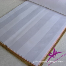 100% Cotton White Hotel Bed Sheet Fabric