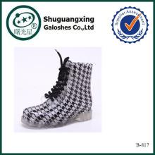 Wholesale Trendy Women Rain Boots B-817