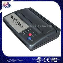 Tatouage thermique photocopieur stencil le plus récent transfert USB transfert thermique tatouage