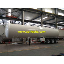 60cbm LPG Road Semi Trailers