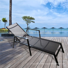 Fashion and durable textoline poolside beach sun lounger
