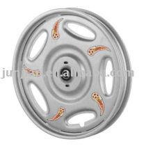 rodas do triciclo de 1,5 polegadas