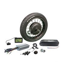 48V 52V 2000W Fat tire Kit 4.0 Width Electric Bike Conversion Kits