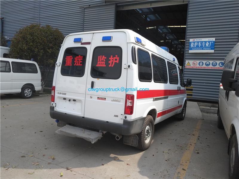Jmc Ambulance 4