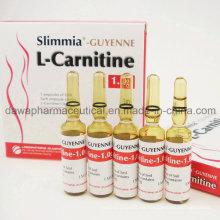 Inyección de L-carnitina con pérdida de peso quema grasa 2.0g