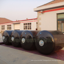Cushion Type EVA Foam Filled Marine Fenders with Strong Reinforcement Layers Floating Docks with Chain