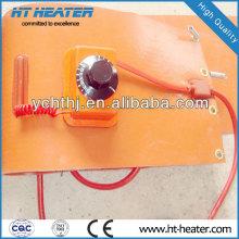 Calentador de alfombra de caucho de silicona 2000W