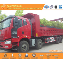 FAW J6 Heavy Dumper Truck 50tons Hot Sale