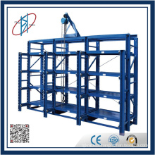 Sistema de rack de armazenamento de moldes