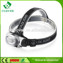 2015 hunting headlamps high power 10 LED new emergency headlamp
