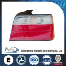 Coches autopartes Lámpara de coche E36 Luz de cola VEIN BLANCO