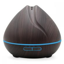 400ml Mist Humidifier Electric Wood Humidifier Diffuser