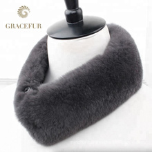 Best selling real fur collar detachable