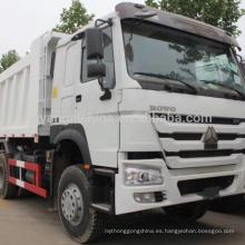 China nuevo camión volquete de 371HP 6 * 4 HOWO / volquete 10 ruedas EuroII en venta