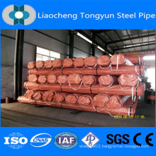 steel pipe sizes-cold-drawning seamless mild steel pipe